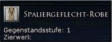 Spaliergeflecht-Robe Tooltipp