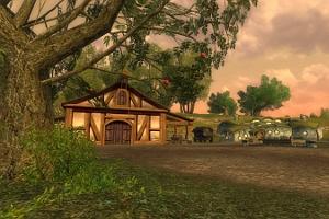 Dora Brownlock's Farm