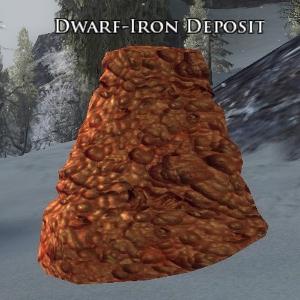 Dwarf-iron Deposit