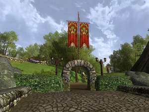 Staddle Gate