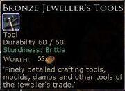 BronzeJewellersTools