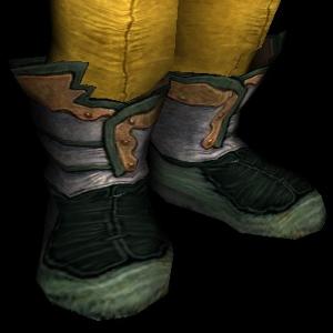Elven Hunter's Boots