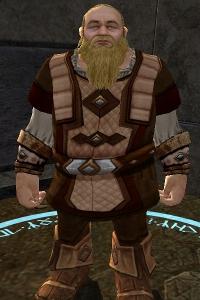 Quartermaster Orgrin