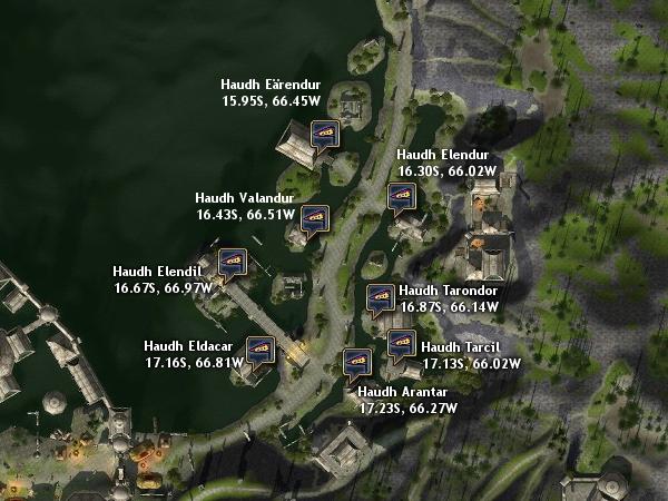 Tombs of Evendim MAP ver2