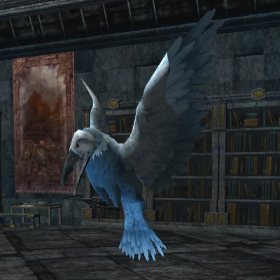 Improved Raven-lore (Frost-raven)