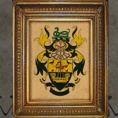 'Heraldry' Painting00