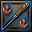 Sturdy Scholar's Chisel of Fire-icon