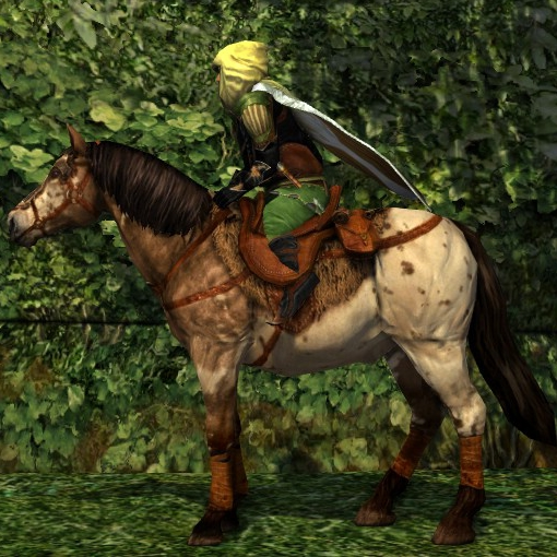 Prized Eglan-steed