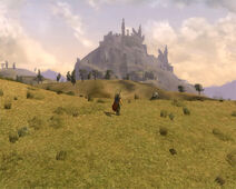 Weatherfoot hills