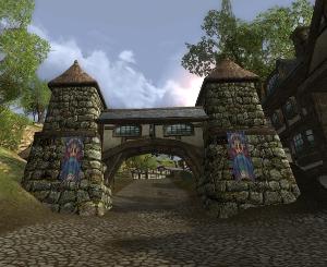 Inn Gate