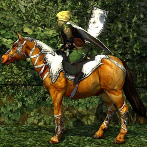 Elf Ambassador's Steed