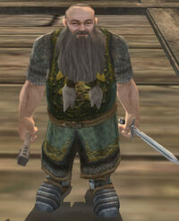 First Marshal Morór