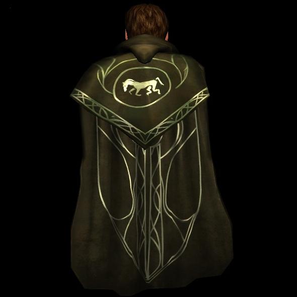 Cloak of the Eorlingas hobbit