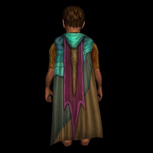 Drape of Evendim hobbit