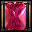 Glowing Red Ruby-icon