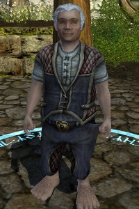 Postmaster Proudfoot