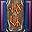 Sparkling White Gold Obsidian Rune-stone-icon