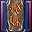 Polished Sapphire Obsidian Rune-stone-icon