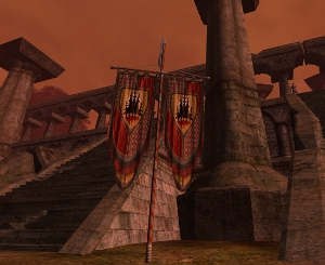 Garth Agarwen Fortress
