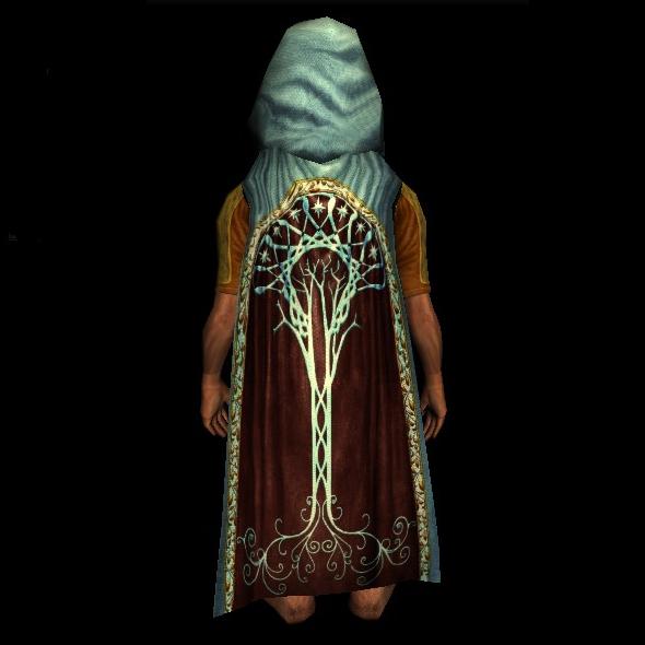 Exquisite Radiant Cloak hobbit
