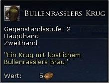 Bullenrasslers Krug Tooltipp