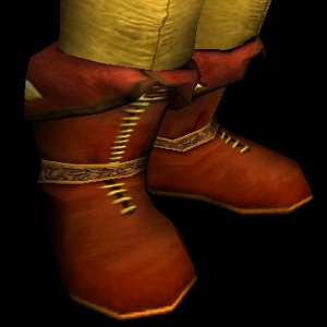 Ceremonial Nenuial's Boots