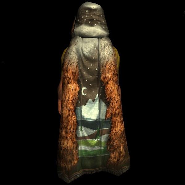 Cloak of the Winter Nights hobbit