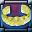 Polished Silver Warrior's Bracelet-icon
