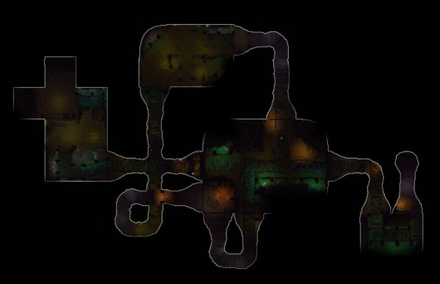 The Barrow of Ringdor MAP