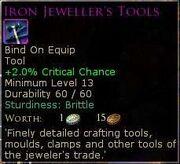 IronJewellersTools