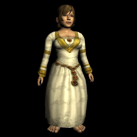 Ceremonial Dress hobbit