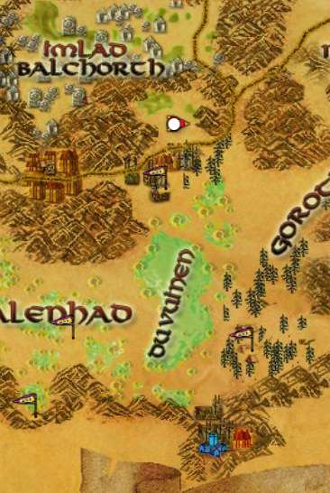 Lord Of The Rings Online World Map.Arngrim Lord Of The Rings Online Wiki Fandom Powered By Wikia