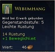 Webumhang