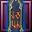 Glittering Ancient Silver Obsidian Rune-stone-icon