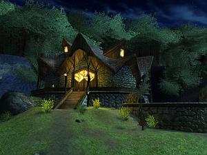 Tom Bombadil's House