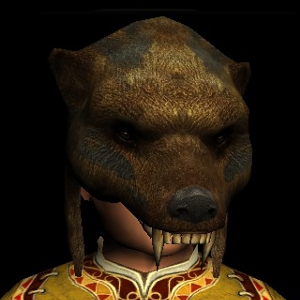 Visage of the Bear hobbit