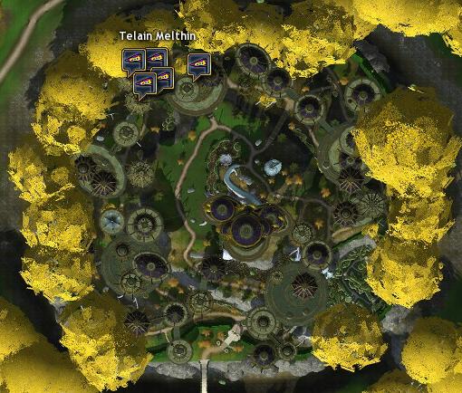 Telain Melthin MAP