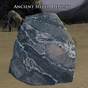 Ancient Silver Deposit