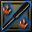 Sturdy Student's Chisel of Fire-icon