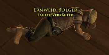 Ernweid Bolger
