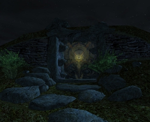The Barrow of Taradan