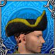 Black Corsair Hat large-icon