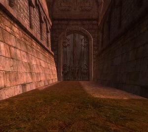 Garth Agarwen Gate
