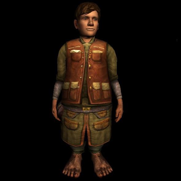 Craftman's Robe hobbit