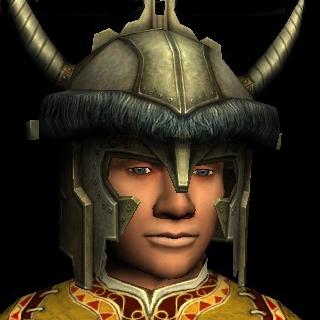 Ceremonial Nenuial's Helm