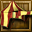 Red and Gold Tent-icon