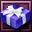 青い贈り物の箱-icon