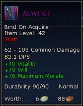 Aewolf