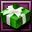 緑の贈り物の箱-icon