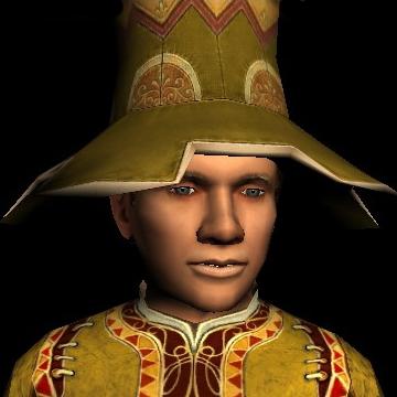 Ceremonial Woodruff's Hat hobbit